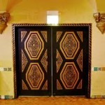 ар деко двери фото