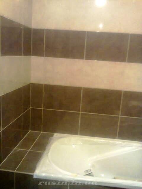 фото ремонта ванны
