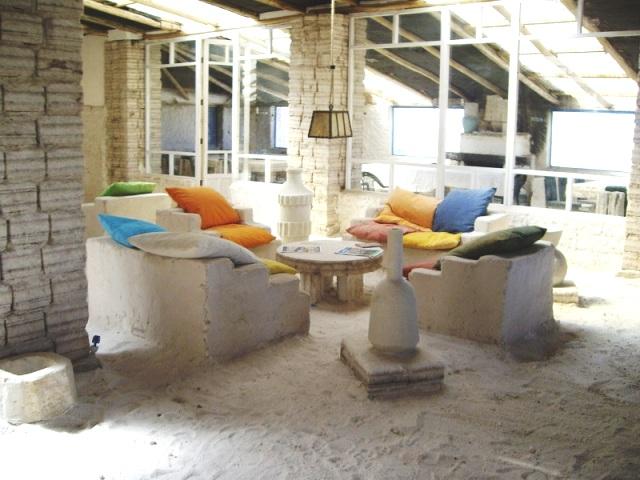 соляной отель в Боливии