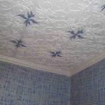 полистирольная потолочная плитка