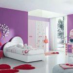 интерьер комнаты девочка фото