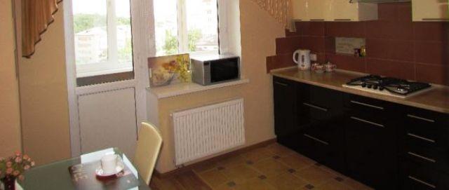 керамический пол на кухне фото