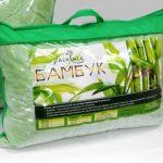 бамбуковая подушка фото