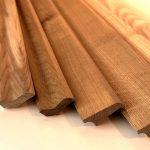 деревянный плинтус фото