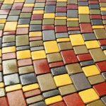 разноцветная тротуарная плитка фото