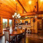 кухня дерево фото