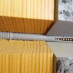 крепление древесины на бетон