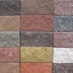 декоративный цветной бетон
