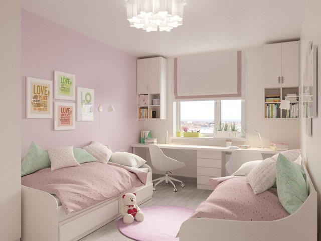детская комната по феншую
