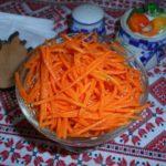 морковь по-корейски вкусный рецепт