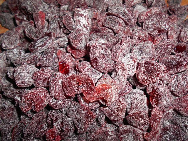 цукаты вишня