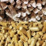 характеристики древесных пеллет