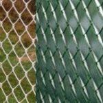 ленточный забор ПВХ