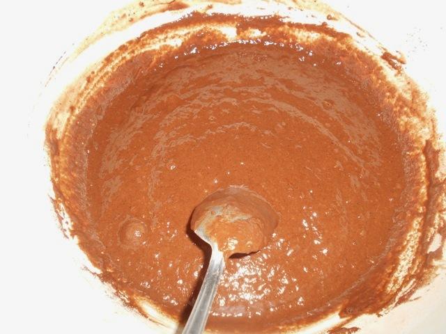 шоколадный пирог влажный