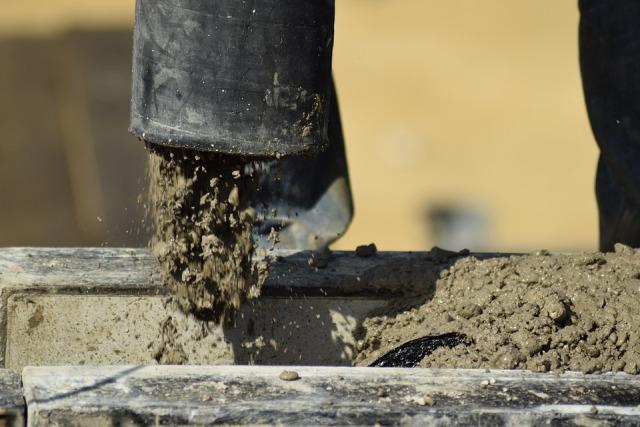 бетон отсев вместо песка