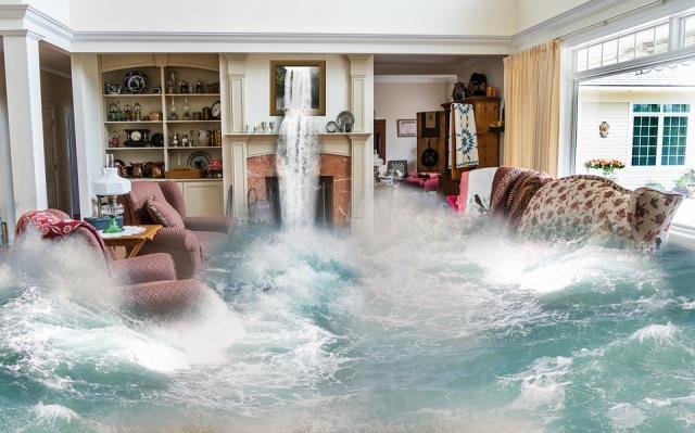 фонтан в квартире по фен шуй