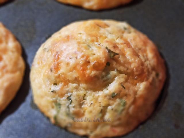 сырные маффины рецепт