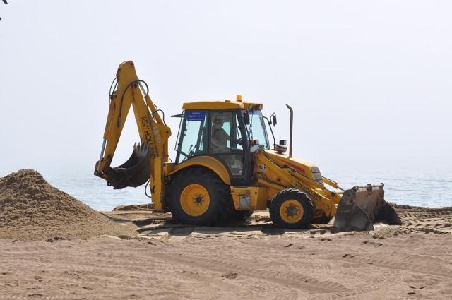 Песок строительный, технические характеристики