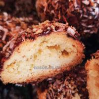испечь печенье каштаны