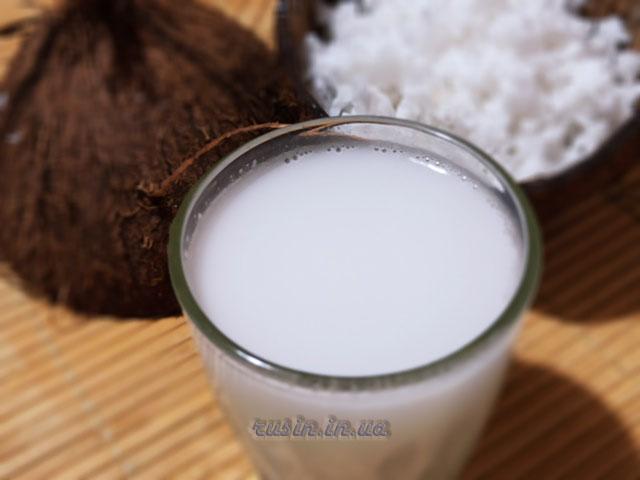 кокосовое молоко сделать из кокоса