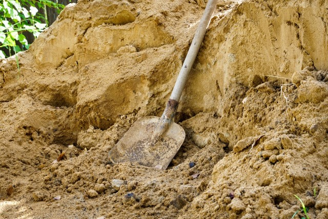 крупнозернистый песок плотность