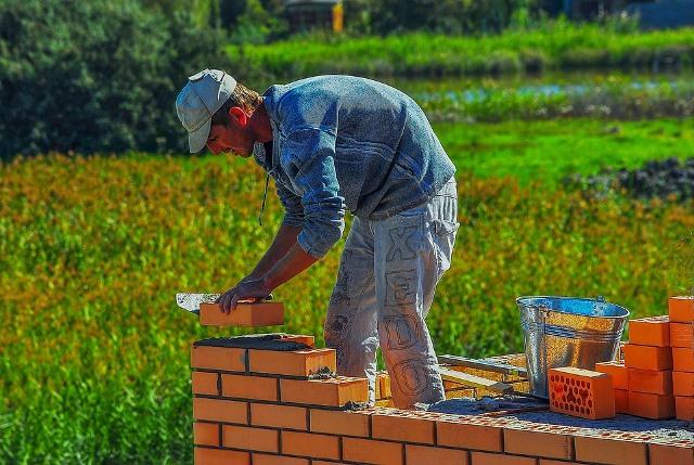 инструкция кладки керамических блоков