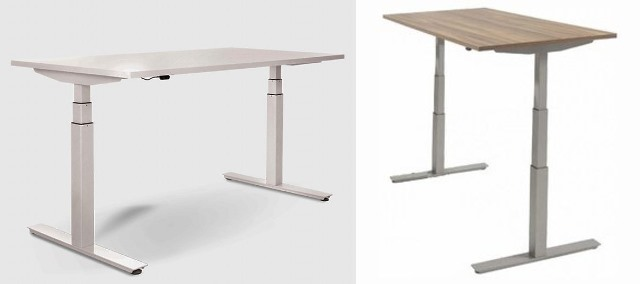 стол с регулируемой высотой